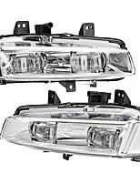Недорогие -1шт автомобиля левый (# 1) / правый (# 2) передний бампер светодиодные противотуманные фары лампа для Range Rover Evoque Dynamic 2011-2016