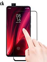 Недорогие -защитная пленка для экрана xiaomi redmi note 8/7 / 7s / 6/5 / k20 pro / 7a высокой четкости (hd) защитная пленка для экрана 1 шт. закаленное стекло