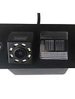 Недорогие -ziqiao ccd hd 8-светодиодный автомобиль заднего хода парковочная камера заднего вида для hyundai h1