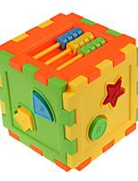 Недорогие -Конструкторы 16 pcs Новинки совместимый Legoing Геометрический узор Все Игрушки Подарок
