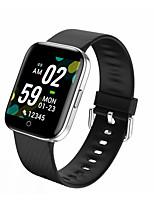 Недорогие -x2 умные часы bluetooth фитнес-трекер поддержка уведомлений / монитор сердечного ритма спортивные умные часы, совместимые с телефонами iphone / samsung / android
