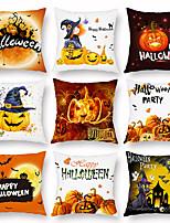 Недорогие -хэллоуин подарок тыква персик кашемир подушка летний легкий диван подушка домашнего декора