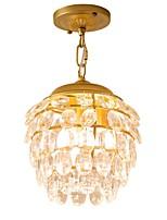 Недорогие -QIHengZhaoMing 3-Light Подвесные лампы Окрашенные отделки Металл 110-120Вольт / 220-240Вольт