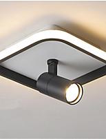 Недорогие -Оригинальные Потолочные светильники Окрашенные отделки Металл 110-120Вольт / 220-240Вольт Теплый белый / Белый