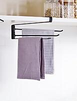 Недорогие -Держатель для полотенец Новый дизайн / Cool Modern Нержавеющая сталь / железо 1шт На стену
