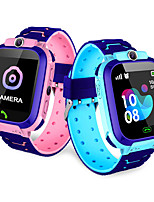 cheap -OEM Q12B Kids Kids' Watches WIFI Hands-Free Calls Smart Distance Tracking Activity Tracker Alarm Clock Calendar Dual Time Zones