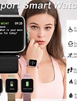 Недорогие -Смарт Часы Цифровой Современный Спортивные 30 m Защита от влаги Пульсомер Bluetooth Цифровой На каждый день На открытом воздухе - Черный Золотистый Золото / Розовый