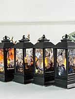 Недорогие -Хэллоуин новый светодиод светящийся тыквы свет ведьма свет украшения реквизит настольные украшения детям подарок 1 шт.