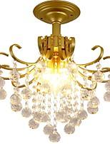 Недорогие -QIHengZhaoMing 3-Light Потолочные светильники Окрашенные отделки Металл 110-120Вольт / 220-240Вольт