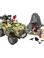 Недорогие -Конструкторы 347 pcs совместимый Legoing Очаровательный Все Игрушки Подарок