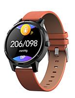 Недорогие -x20 мужчины женщины smartwatch android ios bluetooth водонепроницаемый сенсорный экран монитор сердечного ритма спорт длительным временем ожидания ЭКГ + ppg таймер шагомер вызов напоминание сон трекер