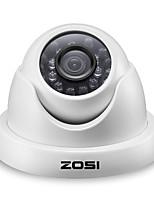 Недорогие -zosi 5mp tvi 1 / 2.5 для помещений&усилитель; Открытый CMOS купольная камера инфракрасного ночного видения H.265 водонепроницаемый IP67