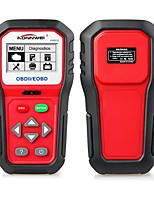 Недорогие -kw818 расширенный 12v obdii odb2 eobd автомобильный аккумулятор тестер диагностический сканер