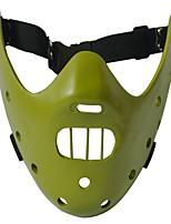 Недорогие -Праздничные украшения Украшения для Хэллоуина Маски на Хэллоуин Для вечеринок / Декоративная Зеленый 1шт