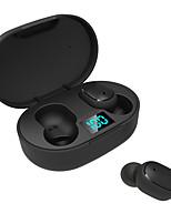 Недорогие -LITBest E6S TWS True Беспроводные наушники Беспроводное Мобильный телефон Bluetooth 5.0 С подавлением шума
