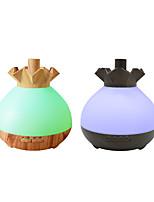 cheap -Creative Aroma Diffuser Household Essential Oil Aroma Diffuser Ultrasonic Wood Grain Aroma Diffuser
