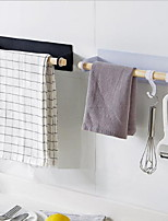 voordelige -Hangers Eenvoudig / Zelfklevend Modern eigentijds Metaal 1pc - Hulpmiddelen bad organisatie