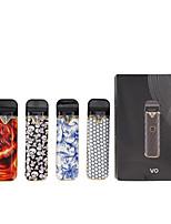 Недорогие -LITBest novo 1 ед. Vapor Kits Vape Электронная сигарета for Взрослый