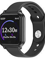 Недорогие -Смарт Часы Цифровой Современный Спортивные силиконовый 30 m Защита от влаги Пульсомер Bluetooth Цифровой На каждый день На открытом воздухе - Черный Розовое золото Золотой