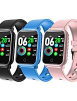 Недорогие -Смарт Часы Цифровой Современный Спортивные силиконовый 30 m Защита от влаги Пульсомер Bluetooth Цифровой На каждый день На открытом воздухе - Черный Синий Розовый