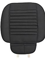 Недорогие -автомобильная воздухопроницаемая искусственная кожа подушки сиденья универсальный авто переднее сиденье чехлы на сиденья коврик