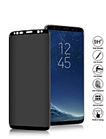 cheap -Screen Protector for Samsung S9/S9 Plus/S8/S8 Plus Privacy Tempered Glass Anti-Spy 3D Bending Film