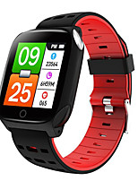 cheap -M16 Fitness Tracker Support ECG+PPG/ Blood Pressure/ Blood Oxygen Monitoring IP67 Waterproof Smartwatch for Samsung/ Iphone/ Android Phones