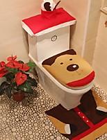 voordelige -Toiletbril Schattig Cartoon / Modieus Niet geweven 1 set Toebehoren voor toiletten