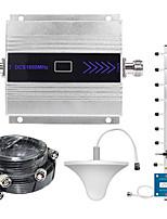 Недорогие -полоса 3 dcs 4g усилитель сигнала lte 1800 МГц усилитель-ретранслятор сигнала мобильного телефона с потолочной / яги антенной