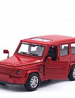 Недорогие -Игрушечные машинки внедорожник Автомобиль Специально разработанный Мерцание Взаимодействие родителей и детей сплав цинка Детские Дети Все Мальчики и девочки Игрушки Подарок