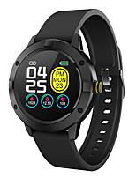 Недорогие -Смарт Часы Цифровой Современный Спортивные силиконовый 30 m Защита от влаги Пульсомер Bluetooth Цифровой На каждый день На открытом воздухе - Черный Красный Серый