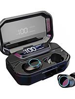 Недорогие -LITBest G02 TWS True Беспроводные наушники Беспроводное Спорт и фитнес Bluetooth 5.0 С подавлением шума