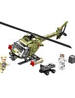 Недорогие -Конструкторы 621 pcs совместимый Legoing Очаровательный Все Игрушки Подарок