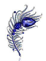 cheap -Brooches Holiday Jewelry Masquerade Retro Vintage 1920s Alloy For The Great Gatsby Cosplay Halloween Carnival Women's Costume Jewelry Fashion Jewelry / Earrings