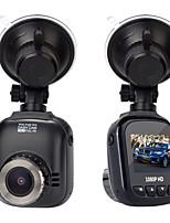 Недорогие -мини 1,5 '' видеорегистраторы скрытый автомобильный видеорегистратор Carlog HD ночного видения 24-часовой мониторинг парковки 1080p скрытая петля записи тире Cam M006
