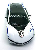 Недорогие -Игрушечные машинки Автомобиль Новый дизайн Полипропилен + ABS Детские Мальчики и девочки Игрушки Подарок 1 pcs