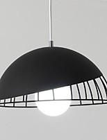 Недорогие -Оригинальные Подвесные лампы Рассеянное освещение Окрашенные отделки Металл 110-120Вольт / 220-240Вольт
