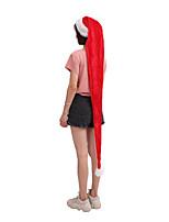 Недорогие -взрослый 1,5 метра длинная рождественская шляпа взрослый плюшевый рождественский реквизит подарки праздничная шапка рождественские украшения для дома