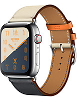 cheap -Watch Band for Apple Watch Series 5/4/3/2/1 Apple Sport Band Genuine Leather Wrist Strap
