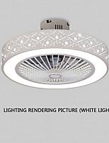 Недорогие -CONTRACTED LED® геометрический Потолочные светильники Рассеянное освещение Окрашенные отделки Металл Диммируемая, Триколор 220-240Вольт Теплый белый + белый