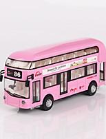 Недорогие -Игрушечные машинки Автобус Автобус Мерцание Творчество Взаимодействие родителей и детей Alumnium сплава Детские элементарный Все Мальчики и девочки Игрушки Подарок
