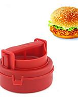 Недорогие -гамбургер прессы гамбургер прессформы инструменты для приготовления пищи ручные формы пресс гамбургер гаджеты