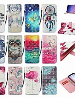 cheap -Case For Samsung Galaxy S20 / S20 Plus / S20 Ultra Wallet / Card Holder / with Stand Butterfly PU Leather / TPU for A10s / A20s / A50(2019) / A70(2019) / A90(2019) / Note 10 Pro/ A71 / A51
