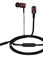 cheap -Professional Earphone Super Bass Headset with Microphone Stereo Earbuds for Mobile Phone Samsung Xiaomi fone de ouvido