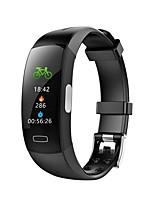 Недорогие -dp3 smart wristband bluetooth фитнес-трекер поддержка уведомлять / ЭКГ / измерения измерения артериального давления спортивные смарт-часы для телефонов Samsung / Iphone / Android