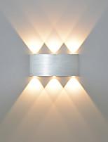 Недорогие -Хрусталь Простой / Современный современный Настенные светильники Кабинет / Офис / В помещении Алюминий настенный светильник IP65 общий