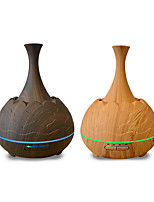 cheap -Wood Grain Aroma Diffuser Incense Humidifier Essential Oil Aroma Lamp Aromatherapy Humidifier Air Humidifier