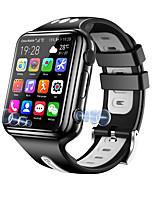 Недорогие -Смарт Часы Цифровой Современный Спортивные силиконовый 30 m Защита от влаги Пульсомер Bluetooth Цифровой На каждый день На открытом воздухе - Черный / Синий Черный / серый Розовый