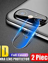 Недорогие -Экран объектива камеры 6d закаленное стекло защитная пленка для iphone11 11pro xs xsmax xr i7 i8 i6splus
