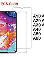 cheap -Tempered Glass For Samsung A70 A60 A50 A40 A30 A20 A10 Protective Glass Screen Protector Safety on Galaxy A80 A90